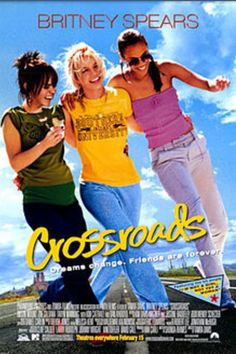 2001 Crossroads Britney Spears
