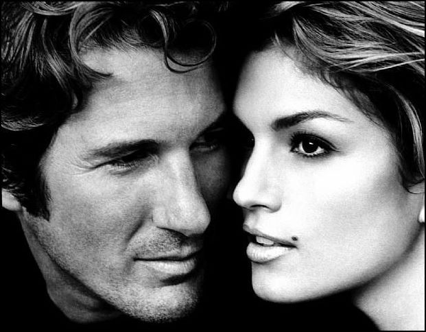 Richard Gere-Cindy Crawford