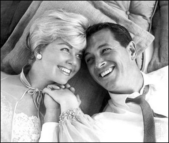 Rock Hudson y Doris Day