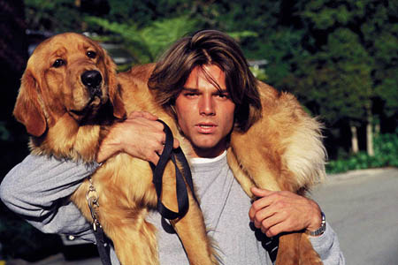 Image result for ricky martin y perros